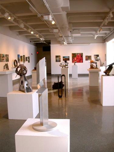 2011: Chapman Gallery, Kansas.