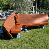2007: Bench 9 - by Barry Hehemann
