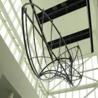 2009: Curtain Wall - by Sabrina Raaf