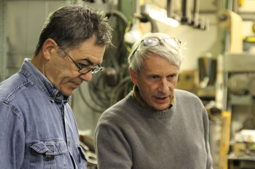 John Himmelfarb and Steve Mueller