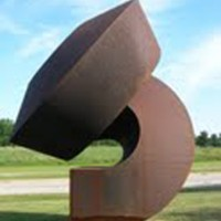 2011 : [Restored]  Spiral – by Clement Meadmore