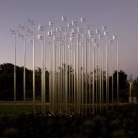 2013; Weather Field No: I - by Iñigo Manglano-Ovalle