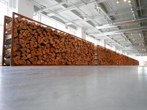 2014: Seven Thousand Cords - by Iñigo Manglano-Ovalle