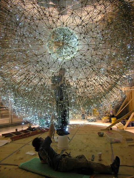 Lucent - by Wolfgang Buttress